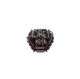 Sticker | AdreN | London 2018