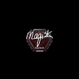 Sticker | Magisk | London 2018