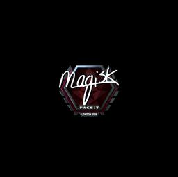 Sticker | Magisk (Foil) | London 2018