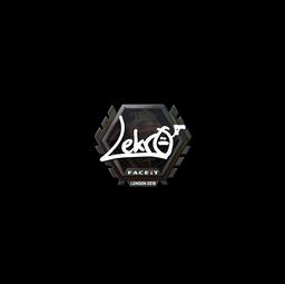 Sticker | Lekr0 | London 2018