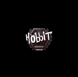 Sticker | Hobbit | London 2018