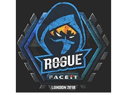 Sealed Graffiti | Rogue | London 2018