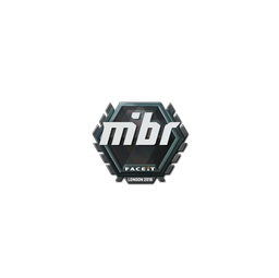Sticker | MIBR | London 2018