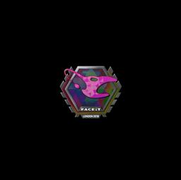 Sticker | mousesports (Holo) | London 2018