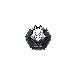 Sticker | G2 Esports (Foil) | London 2018