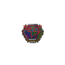 Sticker | FaZe Clan (Holo) | London 2018