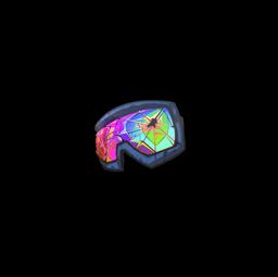 Sticker   Dead Eye (Holo)