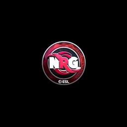 Sticker | NRG (Foil) | Katowice 2019