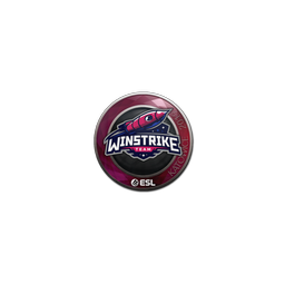 Sticker | Winstrike Team | Katowice 2019