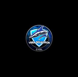 Sticker | Vega Squadron (Foil) | Katowice 2019