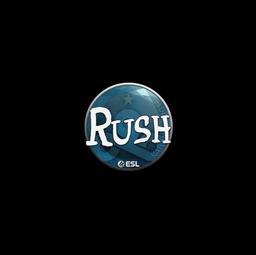Sticker | RUSH | Katowice 2019