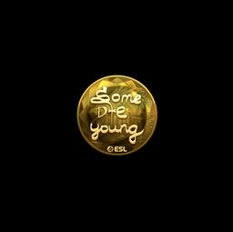 Sticker | sdy (Gold) | Katowice 2019