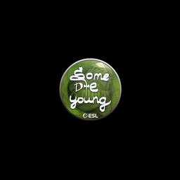 Sticker | sdy | Katowice 2019