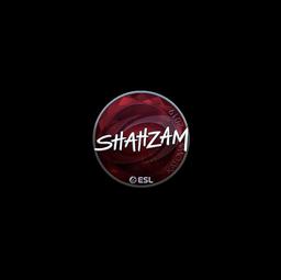 Sticker | ShahZaM (Foil) | Katowice 2019