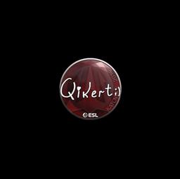 Sticker | qikert | Katowice 2019