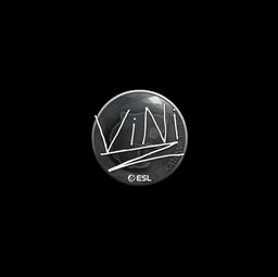 Sticker | VINI | Katowice 2019