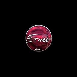 Sticker | Ethan (Foil) | Katowice 2019