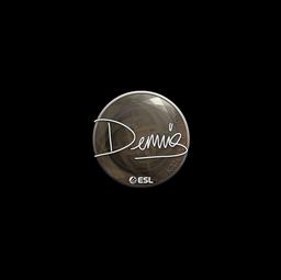 Sticker | dennis | Katowice 2019