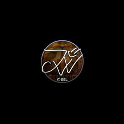 Sticker | JW (Foil) | Katowice 2019