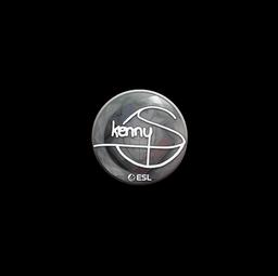 Sticker | kennyS | Katowice 2019