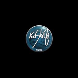 Sticker | kioShiMa | Katowice 2019