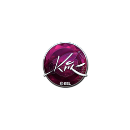 Sticker | Kvik (Foil) | Katowice 2019