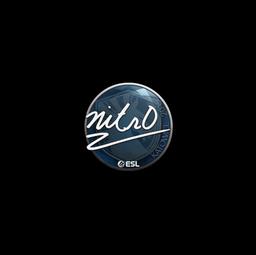 Sticker | nitr0 | Katowice 2019
