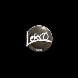 Sticker | Lekr0 | Katowice 2019