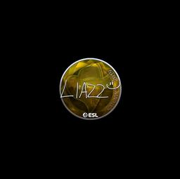 Sticker | Liazz (Foil) | Katowice 2019