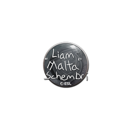 Sticker | malta | Katowice 2019