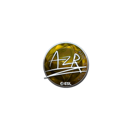 Sticker   AZR (Foil)   Katowice 2019