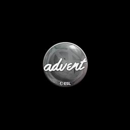 Sticker | advent | Katowice 2019