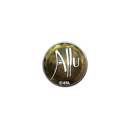Sticker | allu (Foil) | Katowice 2019