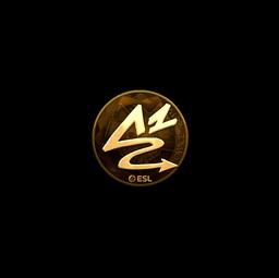 Sticker | ANGE1 (Gold) | Katowice 2019