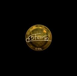 Sticker | felps (Gold) | Katowice 2019