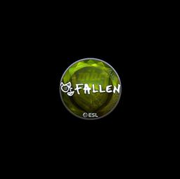 Sticker | FalleN (Foil) | Katowice 2019