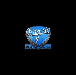 Sticker | Magisk | Krakow 2017
