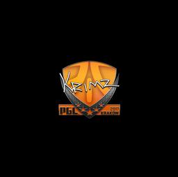 Sticker | KRIMZ | Krakow 2017