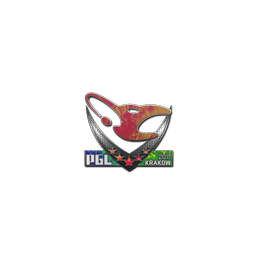Sticker | mousesports (Holo) | Krakow 2017