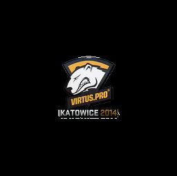 Sticker | Virtus.Pro | Katowice 2014