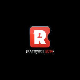 Sticker | Reason Gaming | Katowice 2014