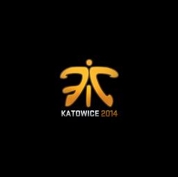 Sticker | Fnatic (Holo) | Katowice 2014