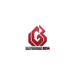 Sticker | LGB eSports | Katowice 2014