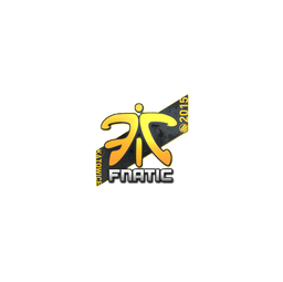 Sticker | Fnatic | Katowice 2015