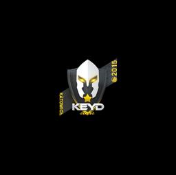 Sticker | Keyd Stars | Katowice 2015