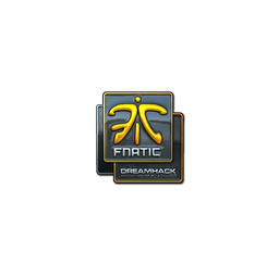 Sticker | Fnatic (Foil) | DreamHack 2014