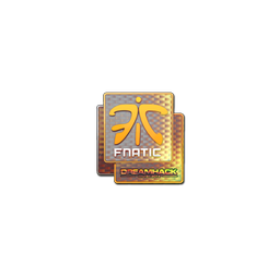 Sticker | Fnatic (Holo) | DreamHack 2014