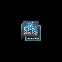 Sticker | Cloud9 | DreamHack 2014