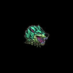 Sticker | Lurker (Foil)