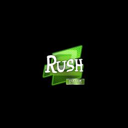Sticker | RUSH | Atlanta 2017